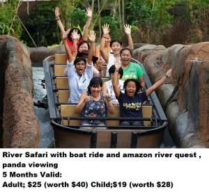 8- river safari