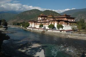 Bhutan - Punakha Dzong