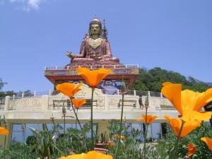 Tallest Guru Padmasambaha in Sikkim